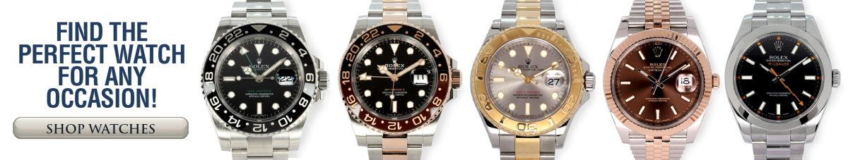 Rolex Watch For Any Occasion