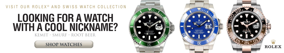 Looking for a watch with a cool nickname? Shop watches