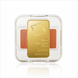 10 OZ GOLD BAR VALCAMBI