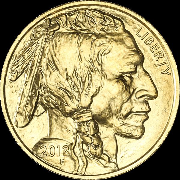 1 OZ AMERICAN GOLD BUFFALO