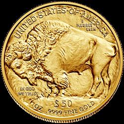 2021 1 OZ AMERICAN GOLD BUFFALO