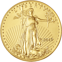 2019 1 OZ AMERICAN GOLD EAGLE