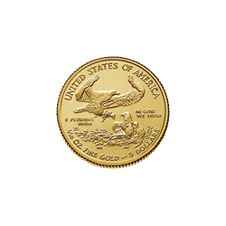 2019 1/10 OZ AMERICAN GOLD EAGLE