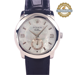 Rolex 38mm Cellini Ref/5240 Watch Only