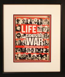 LIFE MAGAZINE GOES TO WAR ISSUE