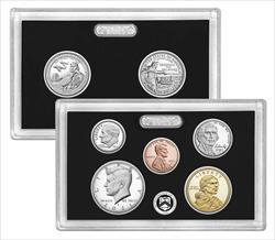 2021 Silver Proof Set US Mint