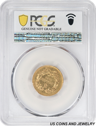 1862 Indian Princess  $3 Gold PCGS