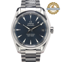 Omega  38mm SeaMaster Aqua Terra 231.10.39.21.03.002 Watch Box and Cards