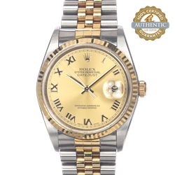 Rolex 36mm DateJust WATCH ONLY RN/16233 Watch Only