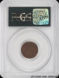 1955  DDO Lincoln Cent PCGS