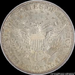 1906 Barber Half Dollar PCGS