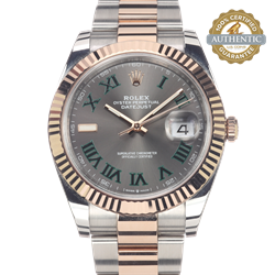 Rolex 41mm Date Just Complete RN/126331 With Box andn 2020 Card