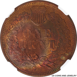 1900 Indian Head Cent NGC
