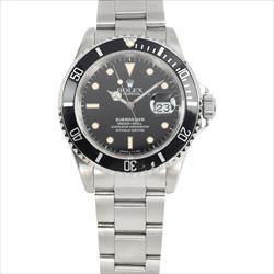 Vintage 1990 Rolex 40mm Submariner 16610 SN Watch only