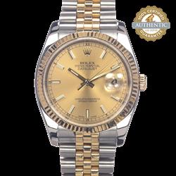 Rolex 36mm Datejust Ref/116233 Watch Only