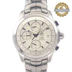 Tag Heuer Link Automatic 200 Meter RN/CJF2111 Watch and Papers SN/YR2740