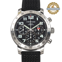 Chopard 40.5mm Mille Milgia 8920 Chronometer Watch and Box