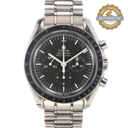 Omega 42mm Speedmaster  Professional Moonwatch 1861 Calibre with Box and Cards