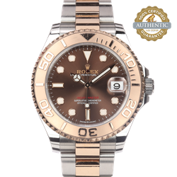 Rolex 37mm Yachtmaster COMPLETE RN/268621