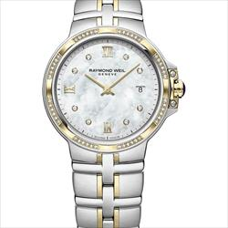 RAYMOND WEIL LADIES PARSIFAL (COMPLETE)