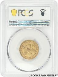 1847 Liberty $5 Gold Half Eagle PCGS