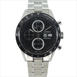 Tag Heuer 42mm Carrera CV2010-3 Watch Only