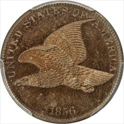 1856 Flying Eagle PCGS PR 64 0