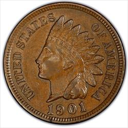 Indian Head Cent | About Uncirculated | Raw | All Years and Mints
