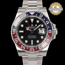 Rolex GMT-Master II Pepsi Ref: 126710BLRO