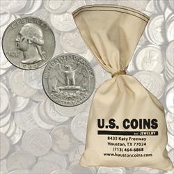 $100 Face Value 90% Silver Quarters