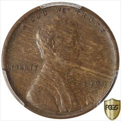 1909-S VDB Lincoln Cent PCGS AU 53