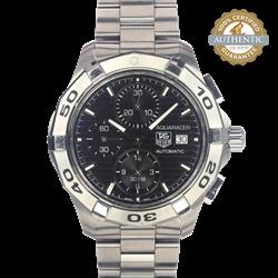Tag Heuer Aquaracer Ref/CAP2110 Watch and Box