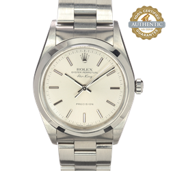 Rolex 34mm Air-King Ref/14000M Watch and Papers