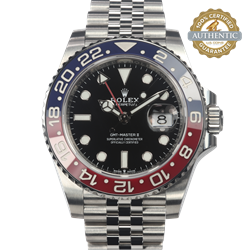 Rolex 40mm GMT-Master II 126710BLRO Pepsi with 2020 Card