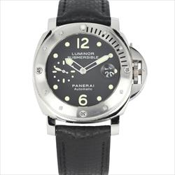 PANERAI 44mm LUMINOR SUBMERSIBLE PAM 00024 Watch only