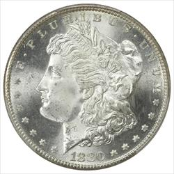 1880-S Morgan Silver Dollar PCGS MS67