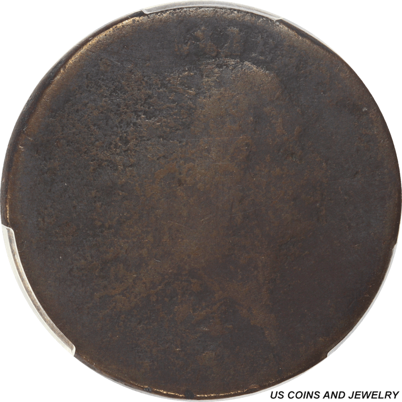 1793 Flowing Hair - Wreath Cent Lettered Edge PCGS