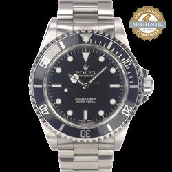Vintage Rolex 40mm Submariner 14060  Watch Only