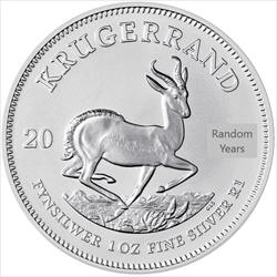 1 OZ SILVER KRAND (online only)