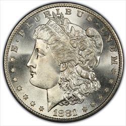 S-Mint Random BU Morgan Silver Dollar