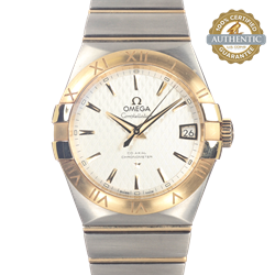 Omega 35MM Constellation RN/1232038 Box and Papers