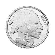 1/10 OZT Silver Rounds