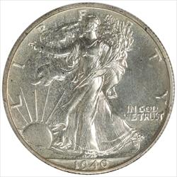 1940 Walking Liberty Half Dollar PCGS