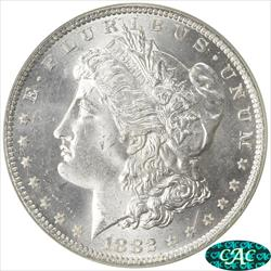 1882-O Morgan PCGS and CAC MS64  SUPER PQ+ Obverse