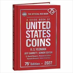 2022 Red Book Price Guide Hardback