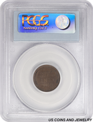 1909-S VDB Lincoln Wheat Cent PCGS and CAC