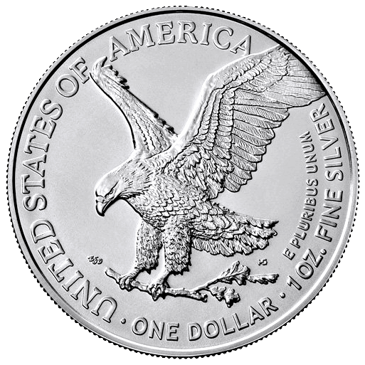 #SPECIAL -  2021 SILVER AMERICAN EAGLE TYPE 2