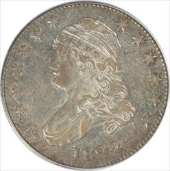1822 Capped Bust Quarter PCGS and CAC AU50