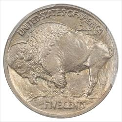 1913 T1  Buffalo Nickel PCGS