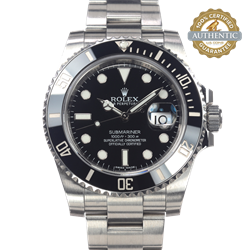 Rolex 40mm Submariner Date 116610 Black  With Box and Tags (No Card)